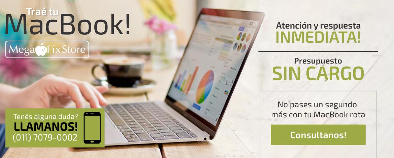 2edae54a3f4 Somos la mejor opción a la hora de resolver cualquier problema con tu  MacBook. MegaFixStore Servicio Técnico Apple Premium