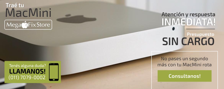 76da072b40e Somos la mejor opción a la hora de resolver cualquier problema con tu Mac  Mini. MegaFixStore Servicio Técnico Apple Premium